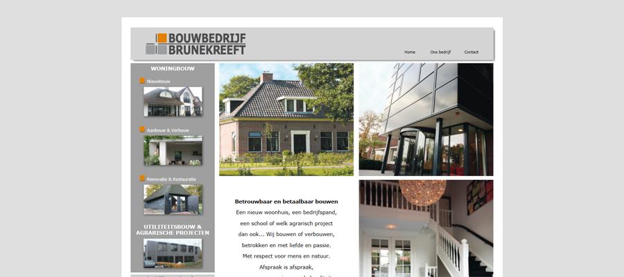 Zeer strakke en stijlvolle website met veel foto's en informatie.